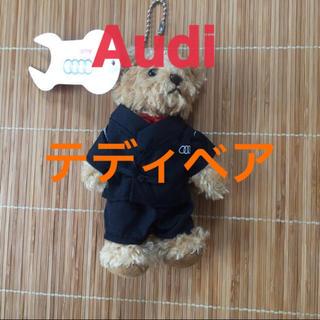 アウディ(AUDI)のAudi アウディ テディベア 2018年モデル(ノベルティグッズ)
