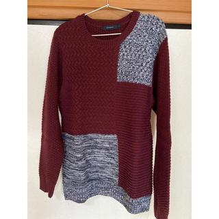 レイジブルー(RAGEBLUE)のセーター ニット Lサイズ(ニット/セーター)