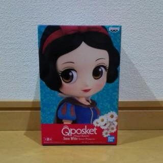 ディズニー(Disney)のQposketー白雪姫Aー(フィギュア)