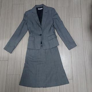 超美品【NATURAL BEAUTY BASIC】ウール100%スーツ