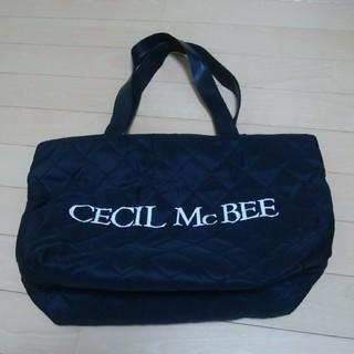 セシルマクビー(CECIL McBEE)のセシルマクビートートバッグ未使用品(トートバッグ)