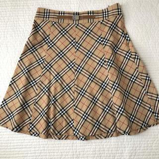 BURBERRY BLUE LABEL - バーバリーブルーレーベルのスカート