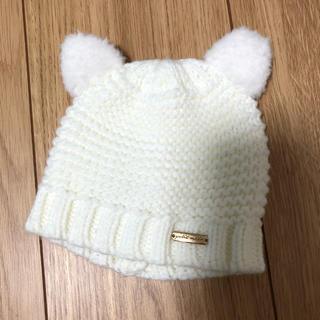 petit main - ベビーニット帽