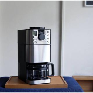 MUJI (無印良品) - 【新品】MUJI 豆から挽けるコーヒーメーカー MJ-CM1