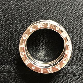 ブルガリ(BVLGARI)の★値下げ★  ブルガリ ビーゼロワン 9号(リング(指輪))