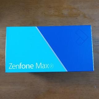 エイスース(ASUS)のASUS Zenfone Max M1 レッド(スマートフォン本体)