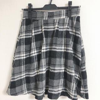 しまむら - チェック柄スカート