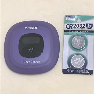 オムロン(OMRON)のオムロン ねむり時計(置時計)