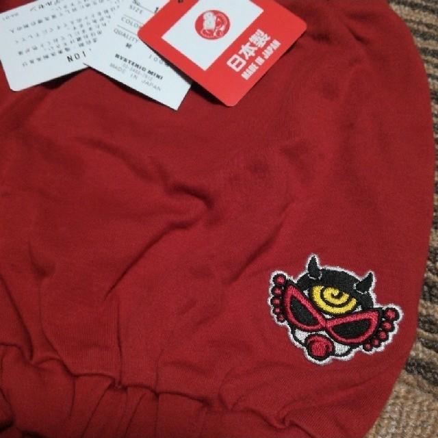 HYSTERIC MINI(ヒステリックミニ)のヒスミニ キッズ/ベビー/マタニティのベビー服(~85cm)(パンツ)の商品写真