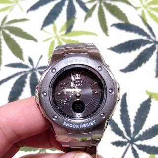 ベビージー(Baby-G)の電波ソーラー 腕時計 CASIO Baby-G msg-3200c グレー(腕時計)
