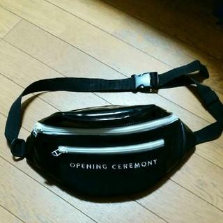 OPENING CEREMONY - 早い者勝ち【opening ceremony】ボディバッグ