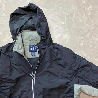ギャップ(GAP)の90's OLD GAP Nylon Hoodie Jacket(ナイロンジャケット)