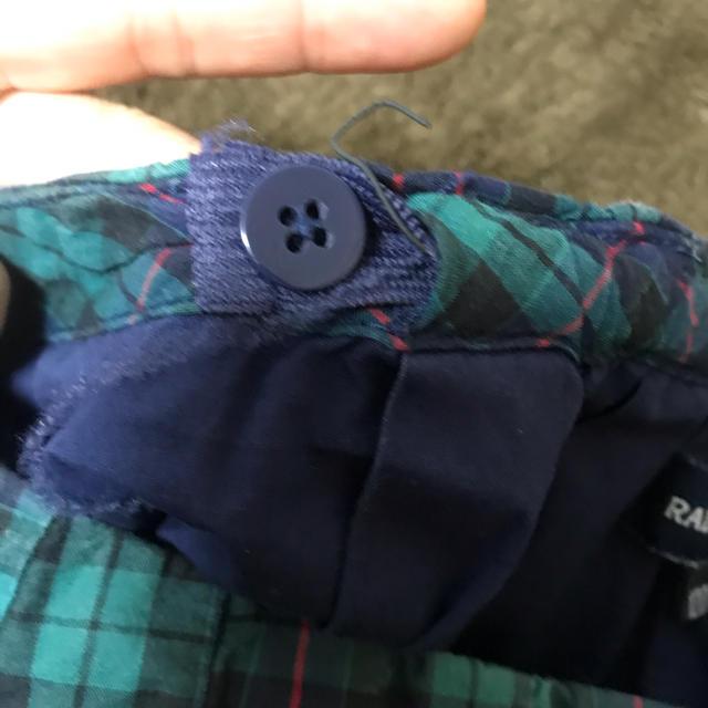 Ralph Lauren(ラルフローレン)のラルフローレン バルーン スカート 120 キッズ/ベビー/マタニティのキッズ服女の子用(90cm~)(スカート)の商品写真