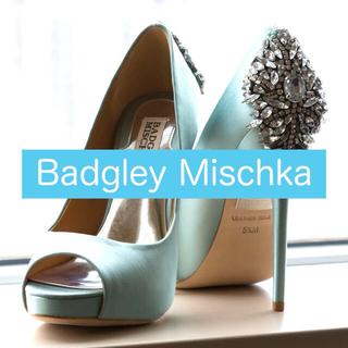 【中古】『Badgley Mischka バッジェリー・ミシュカ』ハイヒール(ハイヒール/パンプス)