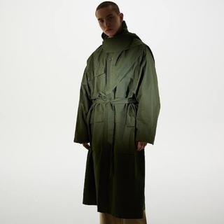 ドゥルカマラ(Dulcamara)の新品未使用 定価以下 <tac tac> Military 2way coat(トレンチコート)