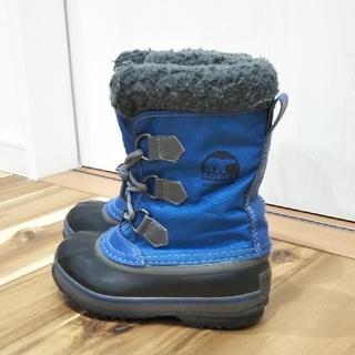 ソレル(SOREL)の値下げ‼SOREL  スノーブーツ  19センチ(ブーツ)