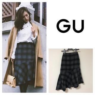 GU - マーメイドスカート