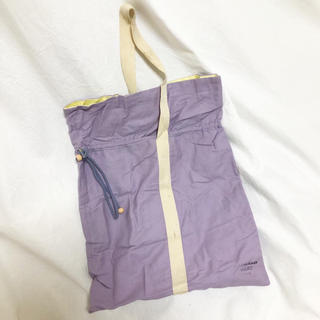 カロリナグレイサー(CAROLINA GLASER)のCAROLINA GLASER * reversible bag(トートバッグ)