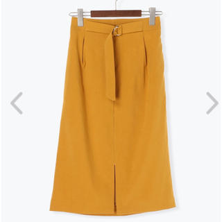 テチチ(Techichi)のTechichiサンディングタイトスカート(ひざ丈スカート)