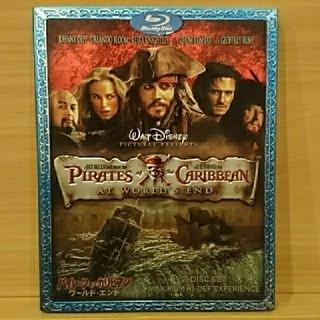 ディズニー(Disney)のパイレーツ・オブ・カリビアン/ワールド・エンド Blu-ray(舞台/ミュージカル)