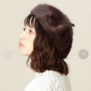 BEAUTY&YOUTH UNITED ARROWS - BY ソリッドシャギーベレー帽