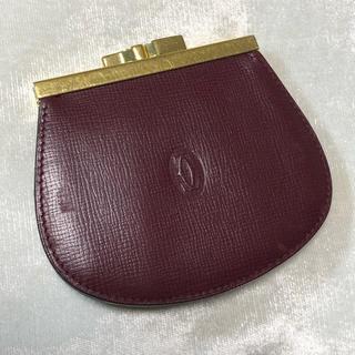 カルティエ(Cartier)のカルティエ コインケース(コインケース/小銭入れ)