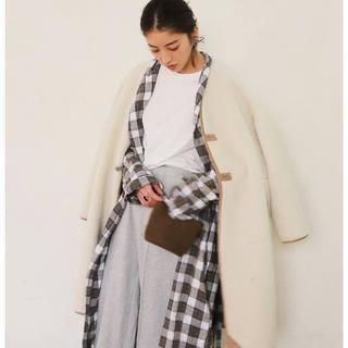 トゥデイフル(TODAYFUL)の【新品未使用タグ付】TODAYFUL ボアコート boa coat トゥデイフル(ロングコート)