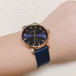 マークバイマークジェイコブス(MARC BY MARC JACOBS)の【マークバイマークジェイコブス】腕時計(腕時計)