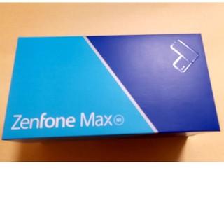 エイスース(ASUS)のZenfone Max M1 ルビーレッド(スマートフォン本体)
