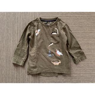NEXT - 【2枚セット】next 恐竜柄 長袖 12-18ヶ月サイズ