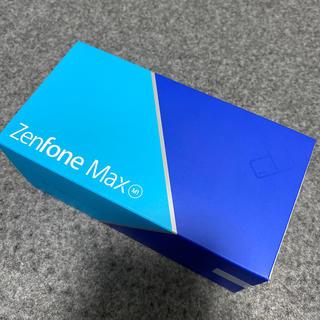 エイスース(ASUS)のZenfone Max M1 ZB555KL 新品未開封 送料無料 RED(スマートフォン本体)