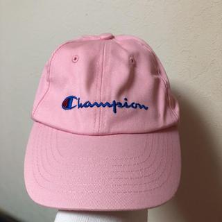 Champion - キャップ 帽子 champion