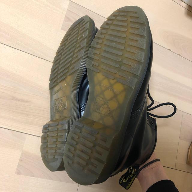 Dr.Martens(ドクターマーチン)のTED様専用 ドクターマーチン 6ホール ブーツ UK6 レディースの靴/シューズ(ブーツ)の商品写真