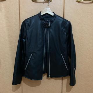 UNIQLO - ライダースジャケット