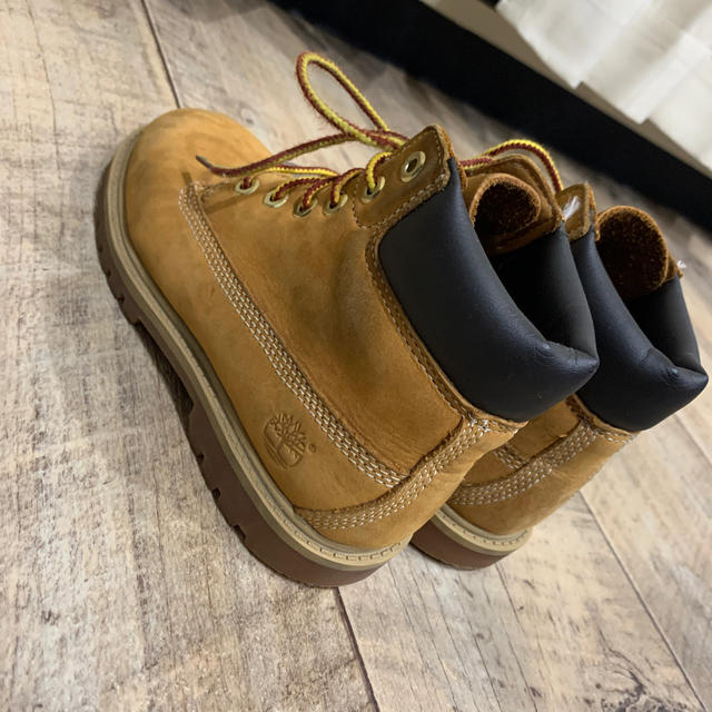 Timberland(ティンバーランド)のティンバーランド キッズ 18.5cm キッズ/ベビー/マタニティのキッズ靴/シューズ(15cm~)(スニーカー)の商品写真