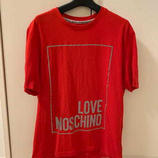 モスキーノ(MOSCHINO)のLOVE MOSCHINO(Tシャツ(半袖/袖なし))