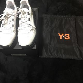 ワイスリー(Y-3)のY-3 キョイ トレイル 新品 28(スニーカー)