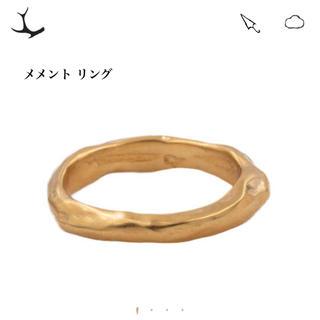 ロンハーマン(Ron Herman)の【プリュイ】メメントリング(リング(指輪))