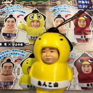 カプセル大相撲 ひよの山コスチュームマスコット第二弾(相撲/武道)