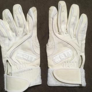 ZETT - ゼット 少年用バッティング手袋