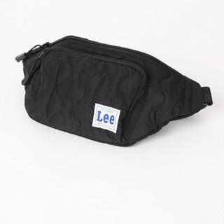 リー(Lee)のお正月限定価格 Lee キルティング ウェストバック   (ボディバッグ/ウエストポーチ)