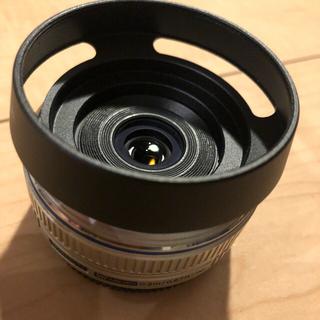 オリンパス(OLYMPUS)の【ささかま様専用】OLYMPUS パンケーキレンズ17mm(レンズ(単焦点))