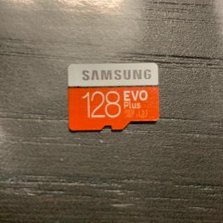 SAMSUNG - Microsd カード 128GB マイクロSDのみ 完動品