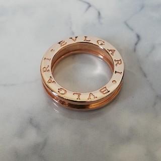 ブルガリ(BVLGARI)のブルガリ ビーゼロワンリング ピンクゴールド(リング(指輪))