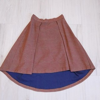 パメオポーズ(PAMEO POSE)の【パメオポーズ】 フレアフィッシュテールスカート/フレアスカート(ひざ丈スカート)