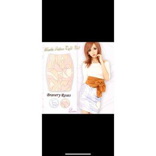 レディー(Rady)の新品 / Rady系♡ BRAVERY ROSES マーブル柄 タイトスカート(ミニスカート)