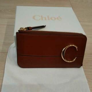 クロエ(Chloe)のChloe クロエシー コインケース ミニ財布(コインケース)