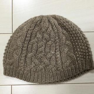ギャップ(GAP)のGAPニット帽 F サイズ(ニット帽/ビーニー)