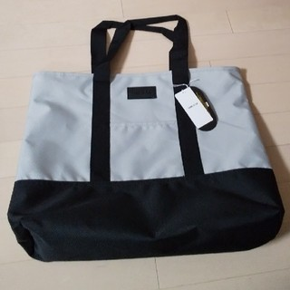 COMME CA ISM - 週末お値下げ!!新品  コムサイズム  トートバッグ  グレー