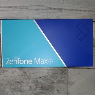 エイスース(ASUS)の【新品未使用】Zenfone Max M1 ZB555KL-RD32S3(スマートフォン本体)